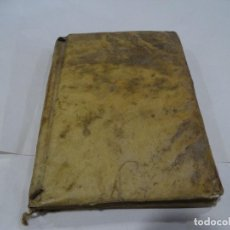 Libros antiguos: PHILOSOPHIA THOMISTICA. ANTONIO GOUDIN TOMUS PRIMUS AÑO 1759.. Lote 126087943