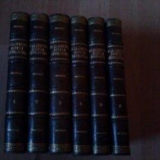 Libros antiguos: DE LA JUSTICE DANS LA REVOLUTION ET DANS L EGLISE 1868-1870 6 TOMOS. Lote 127745163