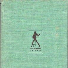 Libros antiguos: COLECCIÓN LABOR.1935 LOS GRANDES PENSADORES. INTRODUCCIÓN HISTÓRICA A LA FILOSOFÍA. . Lote 128603703