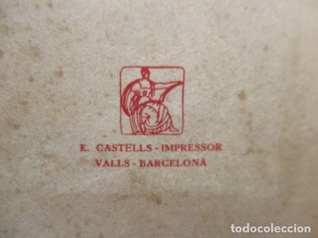 Libros antiguos: JOSEP LLORD : LA LLIÇÓ DE LA HISTÒRIA CAP A UN MÓN NOU (1927) - EN CATALÁN - Foto 11 - 129119499