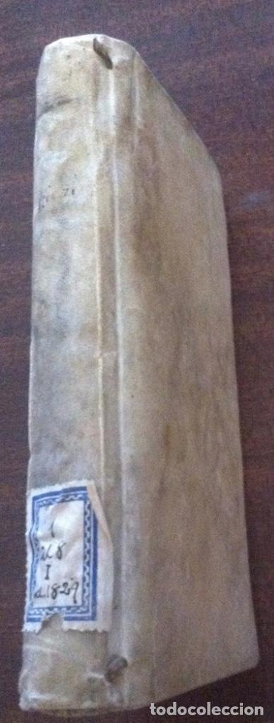 ELEMENTA PHILOSOPHIAE - A. F. LAURENTIO ALTIERI - TOMO PRIMERO, VENECIA, 1829 - PERGAMINO (Libros Antiguos, Raros y Curiosos - Pensamiento - Filosofía)