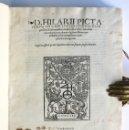 Libros antiguos: LUCUBRATIONES OLIM PER DES. ERASMUM ROT. HAUD MEDIOCRIBUS SUDORIBUS EMENDATAE, NUNC DENUO VIGILANTIS. Lote 109022450