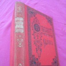 Libri antichi: MORALISTAS GRIEGOS MARCO AURELIO Y OTROS BIBLIOTECA CLASICA 1914. Lote 133658958