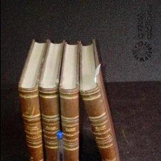 Libros antiguos: BALMES. EL PROTESTANTISMO COMPARADO CON EL CATOLICISMO.. Lote 135875290