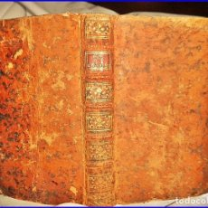 Libros antiguos: AÑO 1775: LA LÓGICA. EL ARTE DE PENSAR. LIBRO DEL SIGLO XVIII.. Lote 135999802