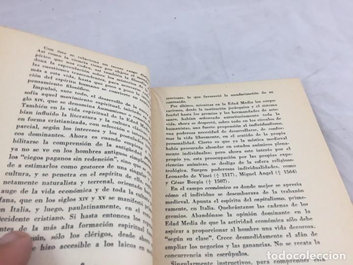 Libros antiguos: La Filosofía Moderna 1933 Augusto Messer del renacimiento a Kant buen estado 2ª edición intonso - Foto 4 - 138091110
