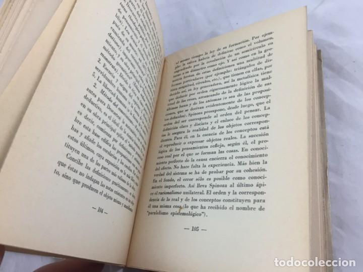 Libros antiguos: La Filosofía Moderna 1933 Augusto Messer del renacimiento a Kant buen estado 2ª edición intonso - Foto 8 - 138091110