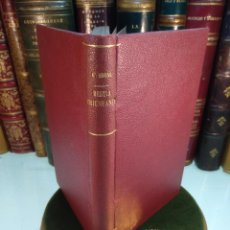 Libros antiguos: EXPULSIÓN DE LA BESTIA TRIUNFANTE - OBRAS DE GIORDANO BRUNO - IMP. RAMÓN ANGULO - MADRID - 1888 -. Lote 138685554