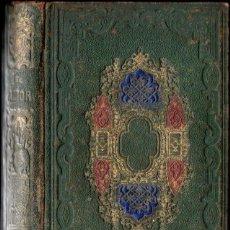 Libros antiguos: MICHELET : EL AMOR (1861). Lote 139282502
