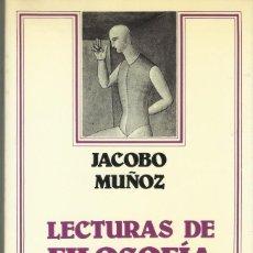 Libros antiguos: LECTURAS DE.... Lote 139607082