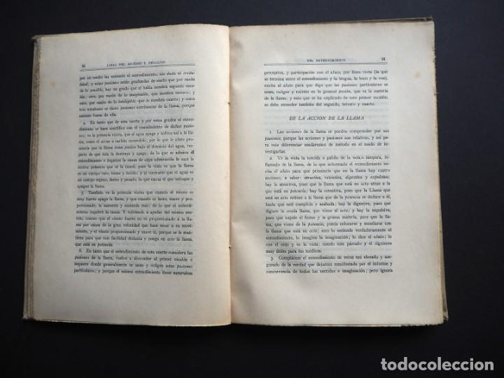 Libros antiguos: RAIMUNDO LULIO. El Libro del Ascenso y Descenso del Entendimiento. Imprenta La Rafa. Madrid 1928 - Foto 2 - 140767166