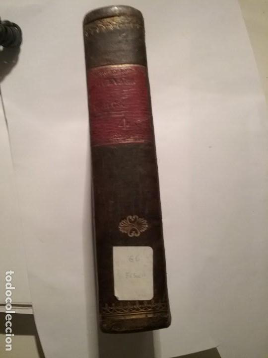 Libros antiguos: INSTITUTIONUM ELEMENTARIUN PHILOSOPHIAE - Foto 2 - 142923658