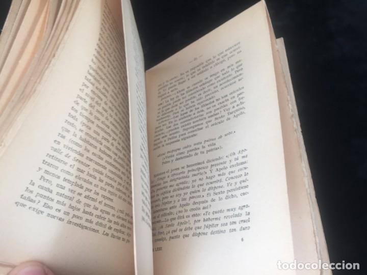 Libros antiguos: Leibniz Pensamientos 1934 rústica original intonso Nueva Biblioteca filosófica sin desbarbar - Foto 7 - 143682950