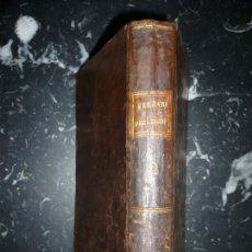 Libros antiguos: VETERIS ET RECENTIORIS PHILOSOPHIAE JOSEPHI ANTONII FERRARI DE MODOETIA 1790 MATRITI. Lote 146035738