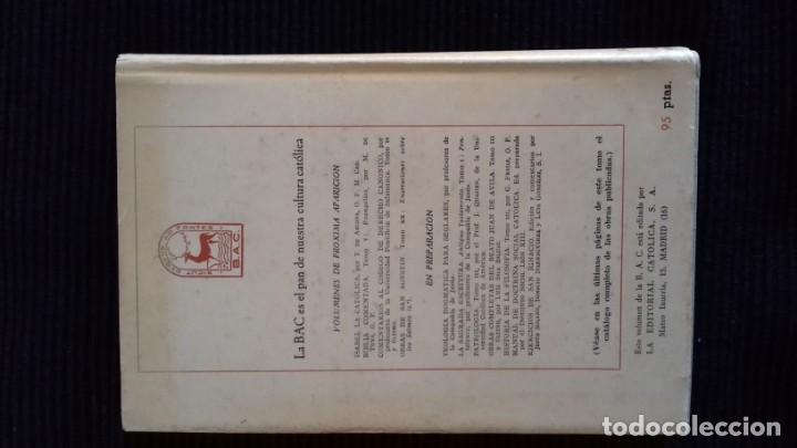 Libros antiguos: AZAR, LEY, MILAGRO. JOSE MARIA RIAZA MORALES- ED BAC1964 - Foto 2 - 146251094