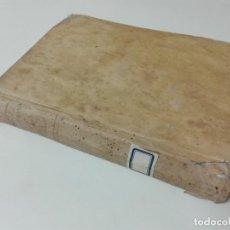 Libros antiguos: SOLEDADES Y DESENGAÑOS DEL MUNDO CRISTOBAL LOZANO AÑO 1722 FILOSOFIA. Lote 146276546