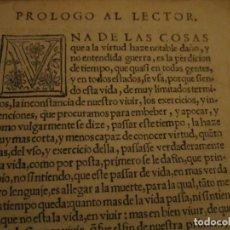 Libros antiguos: POST INCUNABLE PRIMERA PARTE DE LAS SENTENCIAS POR DIVERSOS AUTORES ESCRIPTAS 1554 - JOYA COLECCIÓN. Lote 146688410