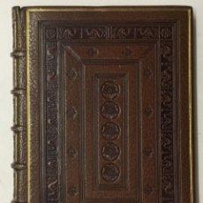 Libros antiguos: SAN ALBERTO MAGNO. MARIALE ALBERTI MAGNI IN EVANGELIUM.... 1503. ENC. BRUGALLA. . Lote 147000306
