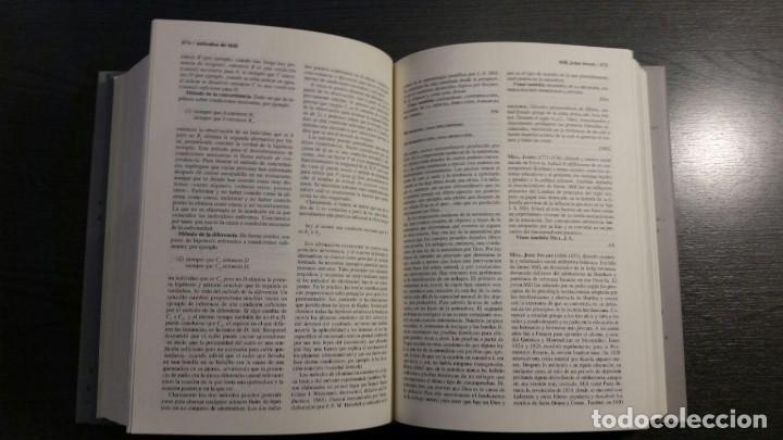 Libros antiguos: Diccionario Akal de Filosofía - Foto 8 - 147776498