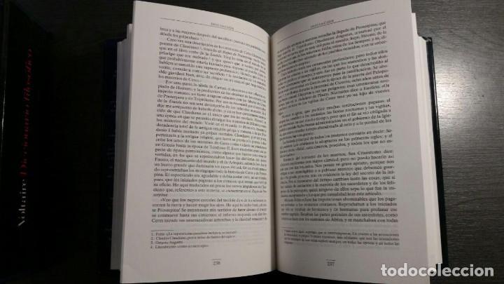 Libros antiguos: Voltaire - Diccionario filosófico - Foto 5 - 147776938
