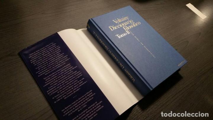 Libros antiguos: Voltaire - Diccionario filosófico - Foto 7 - 147776938