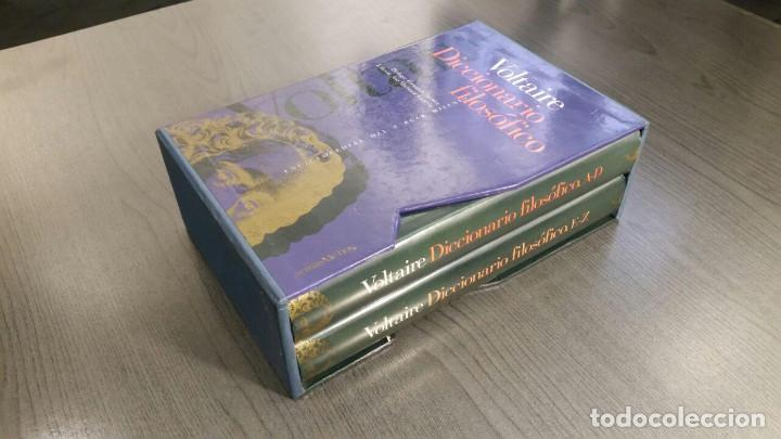 Libros antiguos: Voltaire - Diccionario filosófico - Foto 10 - 147776938