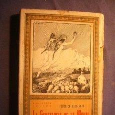 Libros antiguos: FEDERICO NIETZSCHE: - LA GENEALOGIA DE LA MORAL - (BARCELONA, 1929). Lote 149660690
