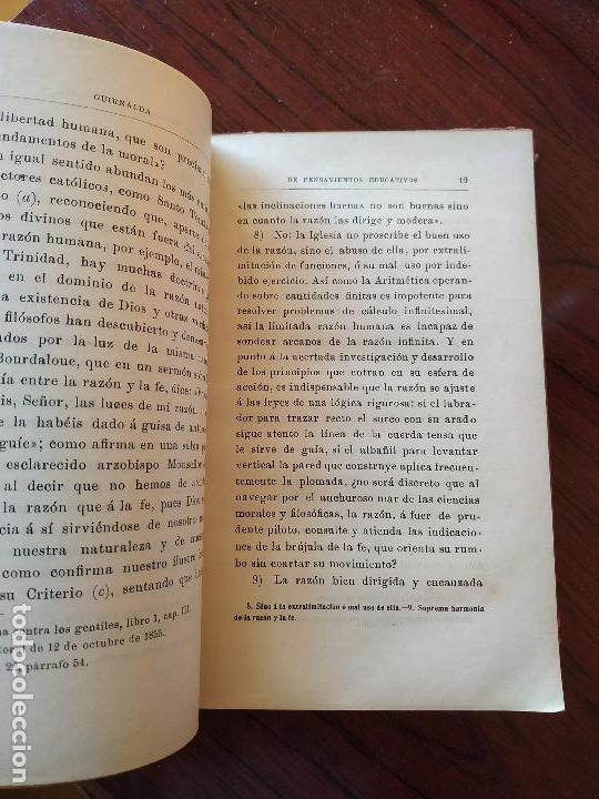 Libros antiguos: BIBLIOTECA DE ORO - GUIRNALDA DE PENSAMIENTOS EDUCATIVOS (1909) de Federico Nogues - Foto 5 - 151412694
