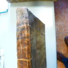 Libros antiguos: FULGENTIO CUNILIATI AÑO 1786 TEOLOGIA MORAL UNIVERSAL. Lote 154767798
