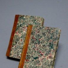 Libros antiguos: ARMONÍA DE LA RAZÓN Y DE LA RELIGIÓN O RESPUESTAS FILOSÓFICAS..-P. D. TEODORO DE ALMEYDA-2 T-1848. Lote 156823974