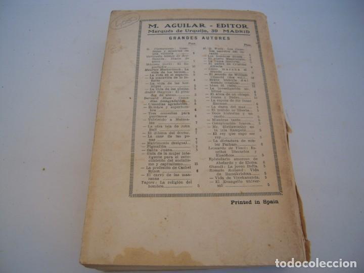 Libros antiguos: la ultima y la primera humanidad olaf stapleton - Foto 3 - 159897790