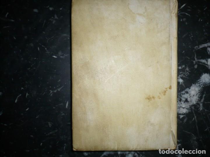 Libros antiguos: ELEMENTA PHILOSOPHIAE ADOLESCENTUM USIBUS GERVASIO COSTA 1854 VICI - Foto 12 - 161727266