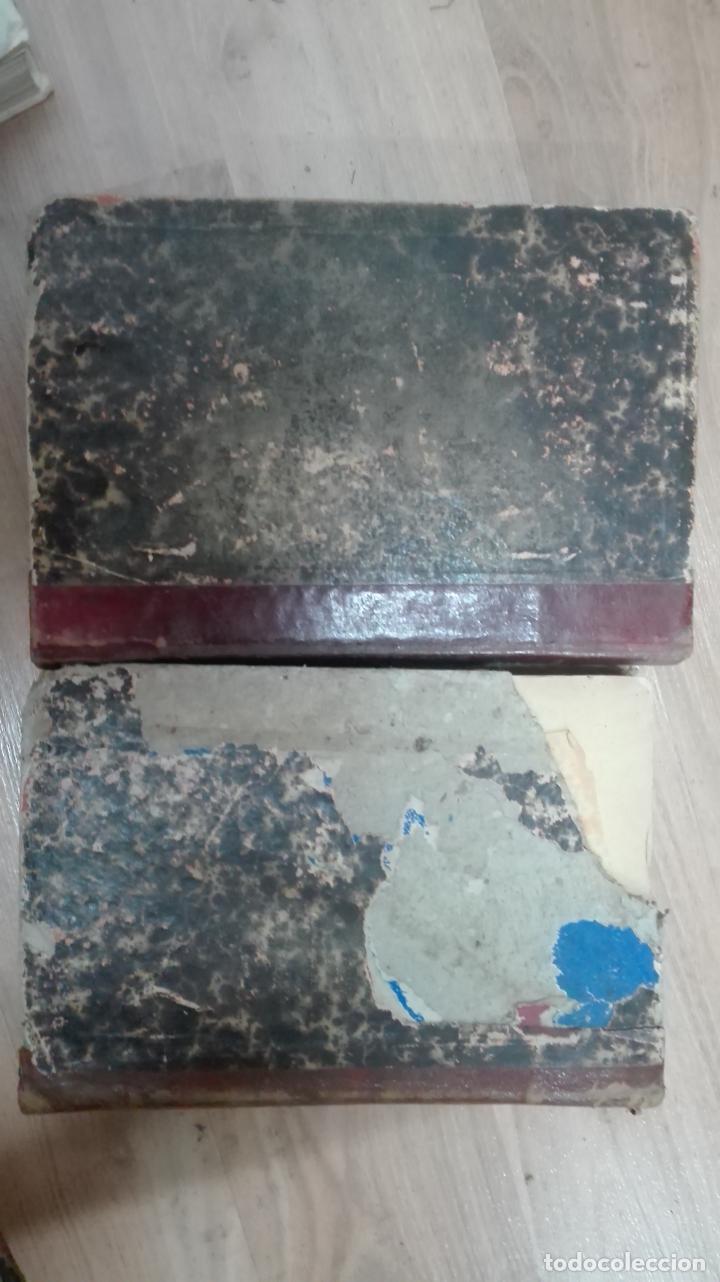 Libros antiguos: FILOSOFIA ELEMENTAL TOMO 1 y 2 . ZEFERINO GONZALEZ AÑO 1881 - Foto 2 - 162965914