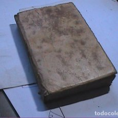 Libros antiguos: ETHICAE SEU PHILOSOPHIAE. FRANCISCO JACQUIER. 1824. IMPRENTA VDA. DE BRUSI.BARCELONA.. Lote 163558434