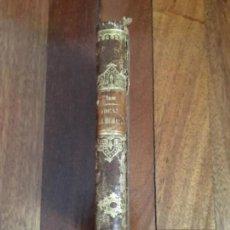 Libros antiguos: IDEAL DE LA HUMANIDAD PARA LA VIDA, DE C. C. F. KRAUSE. 1871. Lote 164871718