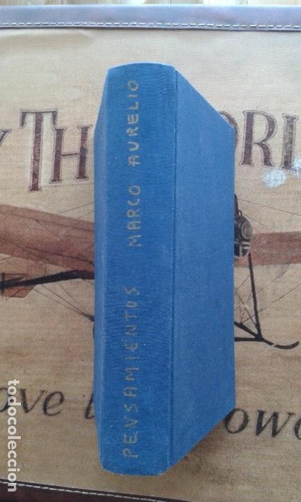 PENSAMIENTOS DE MARCO AURELIO. MANUAL EPICTETO, CUADRO DE CERES. EDITORIAL GARNIER (Libros Antiguos, Raros y Curiosos - Pensamiento - Filosofía)