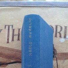 Libri antichi: PENSAMIENTOS DE MARCO AURELIO. MANUAL EPICTETO, CUADRO DE CERES. EDITORIAL GARNIER. Lote 161543382