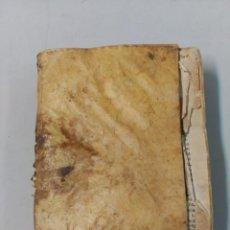 Libros antiguos: LIBRO: FILOSOFIA DE JOANNIS DUSII SCOTI, PHILOSOPHIAE DOGMATA 1790, PERGAMINO. Lote 167686020