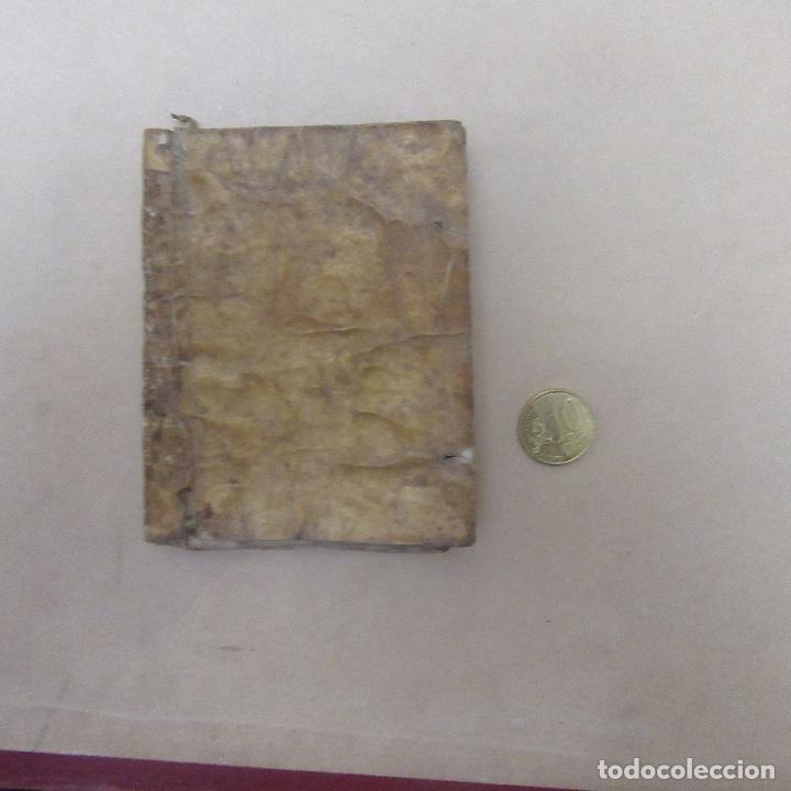 Libros antiguos: Pequeño libro siglo XVII 1682 filosofía del verdadero cristiano - Foto 2 - 169190580