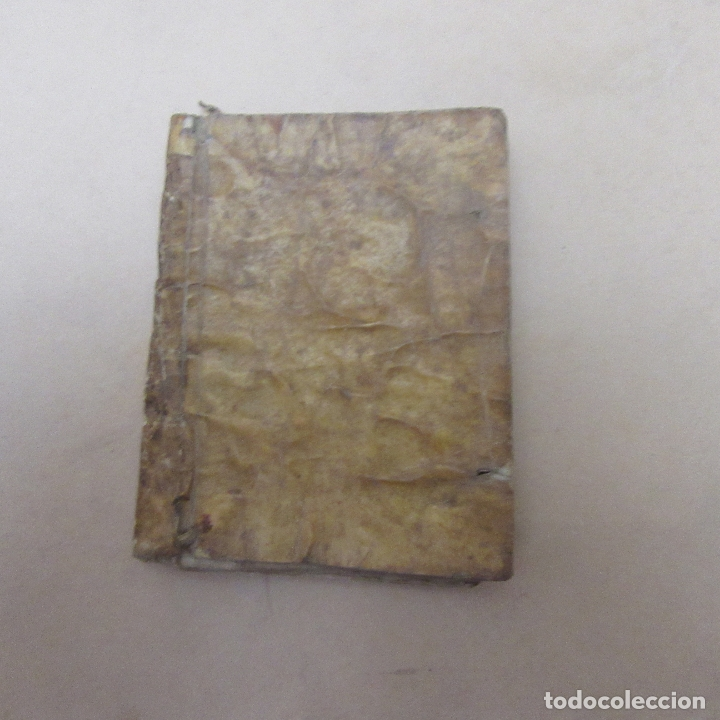 Libros antiguos: Pequeño libro siglo XVII 1682 filosofía del verdadero cristiano - Foto 3 - 169190580