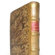 Libros antiguos: 1927 - TITO LUCRECIO CARO: DE LA NATURALEZA DE LAS COSAS - EPICUREÍSMO, ATOMISMO, DEMÓCRITO, LEUCIPO. Lote 171369479