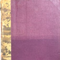Libros antiguos: FILOSOFIA DE LA LEY SEGUN SANTO TOMAS DE AQUINO. JUAN CARRERAS. EDITORIAL REUS. MADRID, 1919.. Lote 186736200