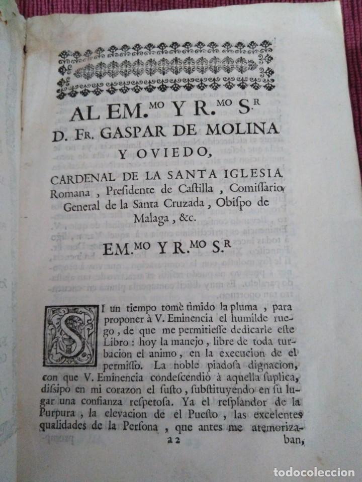 Libros antiguos: 1759. Feyjoo. Theatro crítico universal. Tomo octavo. Demoníacos agricultura paradoxas sofismas - Foto 2 - 171987559