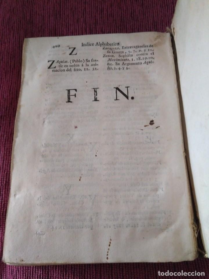 Libros antiguos: 1759. Feyjoo. Theatro crítico universal. Tomo octavo. Demoníacos agricultura paradoxas sofismas - Foto 12 - 171987559