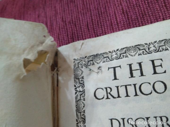 Libros antiguos: 1759. Feyjoo. Theatro crítico universal. Tomo octavo. Demoníacos agricultura paradoxas sofismas - Foto 18 - 171987559