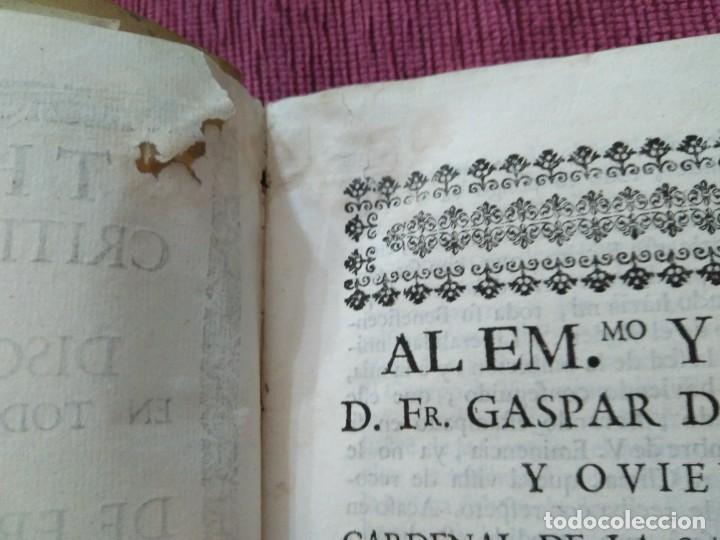 Libros antiguos: 1759. Feyjoo. Theatro crítico universal. Tomo octavo. Demoníacos agricultura paradoxas sofismas - Foto 20 - 171987559