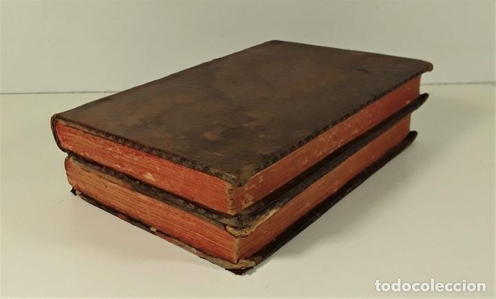 Libros antiguos: LA FILOSOFÍA MORAL DECLARADA Y PROPUESTA A LA JUVENTUD. TOMOS I Y II. MADRID.1780. - Foto 2 - 172282254