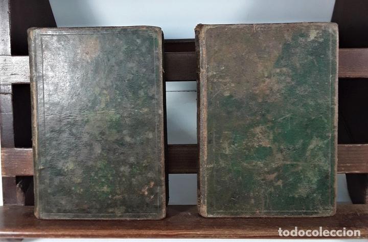 Libros antiguos: INSTITUTIONUM ELEMENTARIUM. 2 TOMOS. A. DE GUEVARA ET BASOAZABAL. 1825/27. - Foto 3 - 172288704