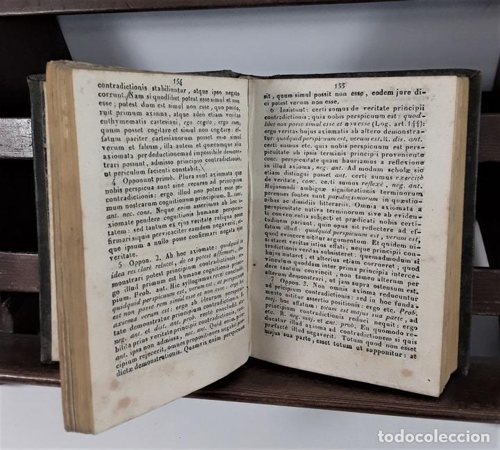 Libros antiguos: INSTITUTIONUM ELEMENTARIUM. 2 TOMOS. A. DE GUEVARA ET BASOAZABAL. 1825/27. - Foto 5 - 172288704