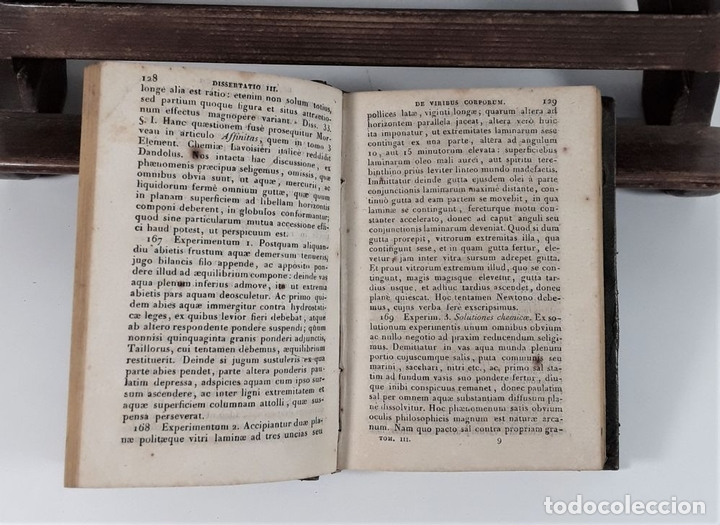 Libros antiguos: INSTITUTIONUM ELEMENTARIUM. 2 TOMOS. A. DE GUEVARA ET BASOAZABAL. 1825/27. - Foto 9 - 172288704